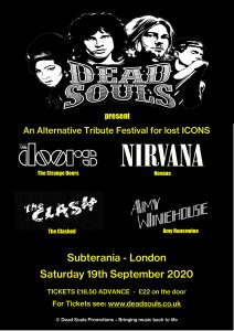 Dead Souls LIVE at Subterania, London